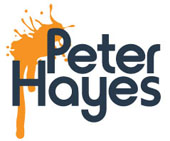 This is Peter Hayes Art Website