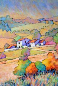 French Autumn colours