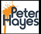 This is Peter Hayes Art Website